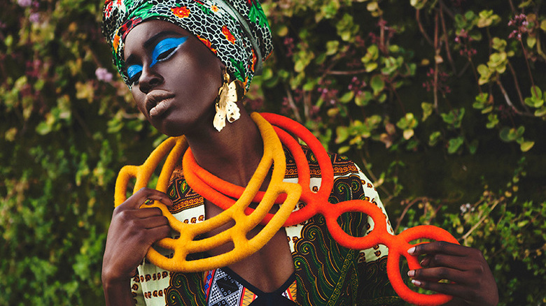 Afrigarde | Ndebele-inspired adornments