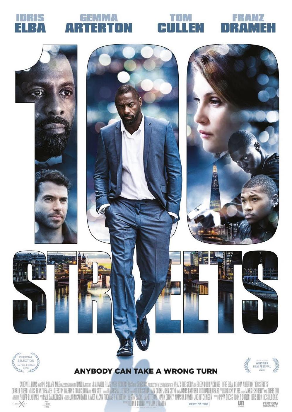 Idris Elba in indie drama '100 Streets'
