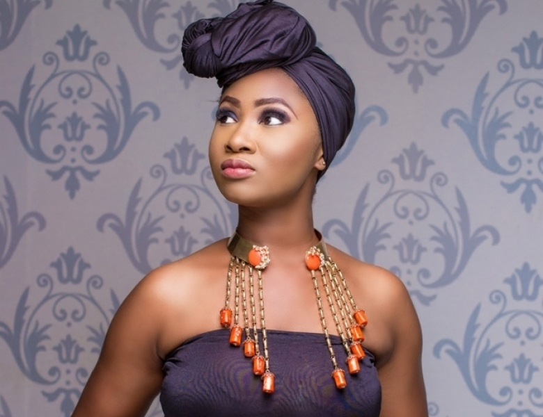 Gbenga Artsmith celebrates new Africa with his Black Magic Beads Collection