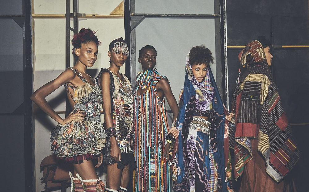 African Fashion International S Cape Town Fashion Week At1 Tv