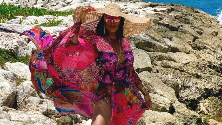 Discovering Sierra Leone Designer Sai Sankoh SS19 Kaftans collection