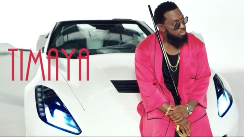 "Timaya's New video ""To U"""