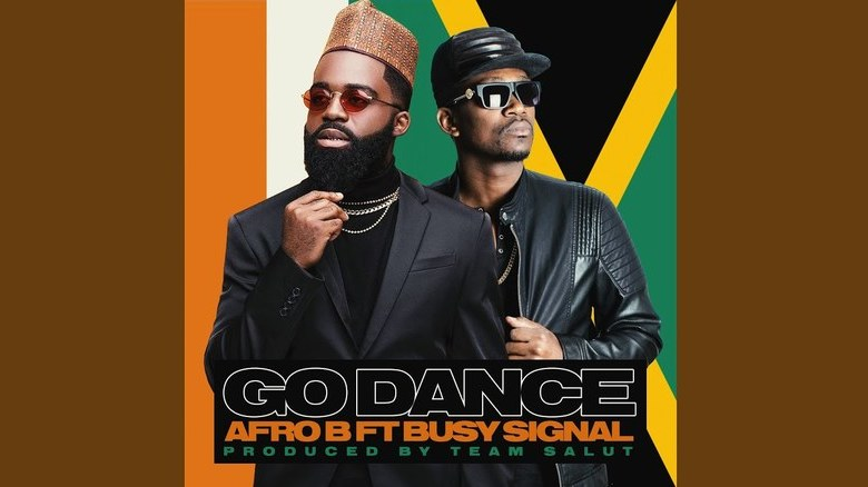 Afro B feat Busy Signal - Go Dance (Music Video)
