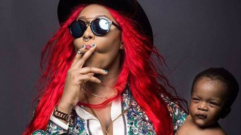"Cynthia Morgan is back as Madrina in ""Billion Dollar Woman"" (music video)"