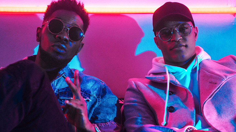 Djodje x Patoranking - Be Mine (music video)
