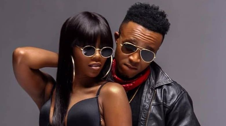 "Humblesmith feat. Tiwa Savage ""Attracta"" (Music video)"