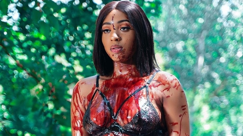 Are you realy ready for 'More Drugs' Visuals by Nadia Nakai?