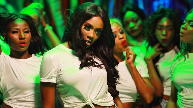 Tiwa Savage – Tiwa's Vibe (Music Video)